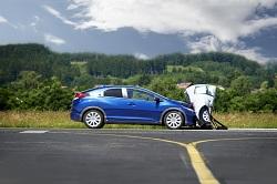 Benchmarking advanced emergency brake systems