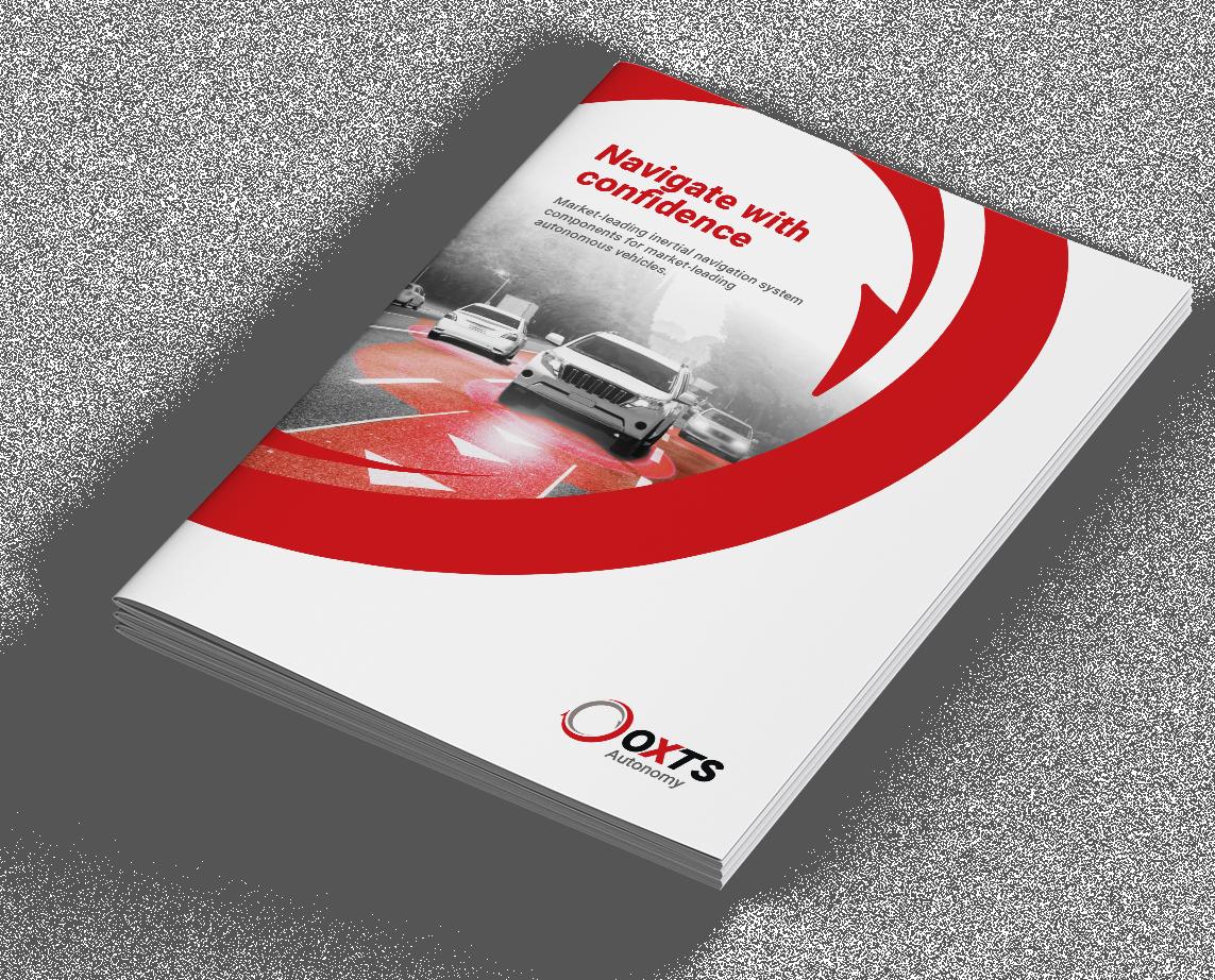 OxTS Autonomy brochure